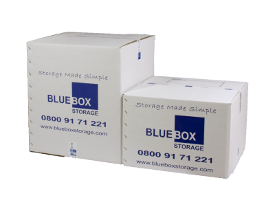 Description. Providing storage solutions for thousands of local homes and businesses for over 10 years. Blue Box Storage Ltd can be found at 1 Metropolitan Station Approach.
