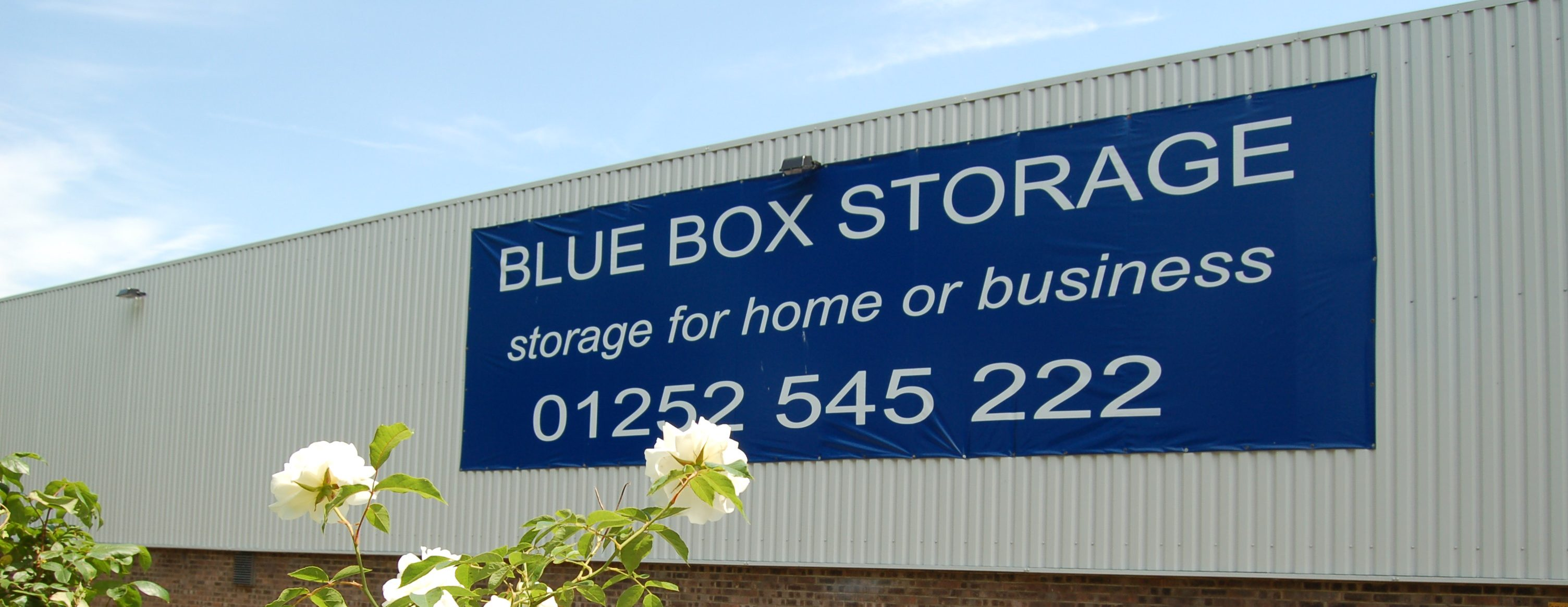 All About Blue Box Self Storage
