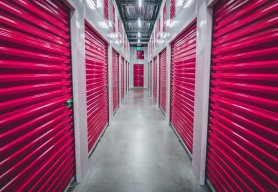 Storage Units in London